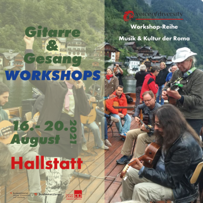 Workshop Hallstatt Stojka